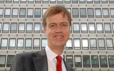 Stephen Timms MP Digital Britain broadband