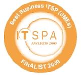 ITSPA Finalist Best Business ITSP (SME) logo