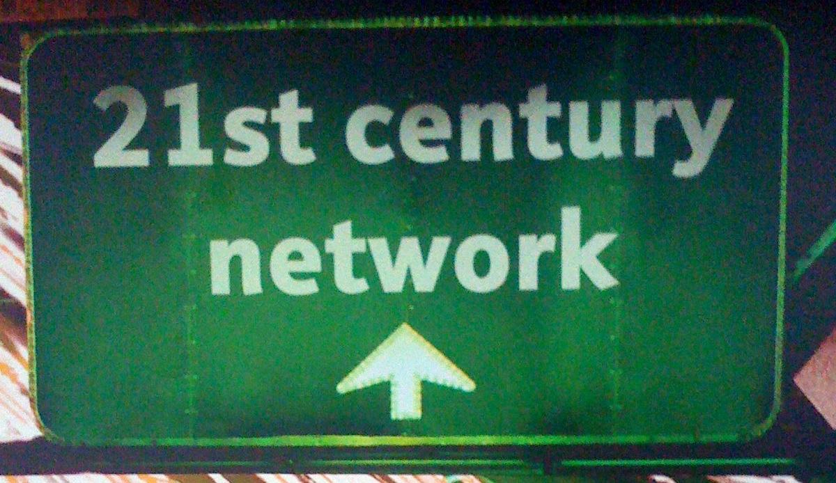 21CN Network