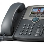 Cisco SPA525G phone