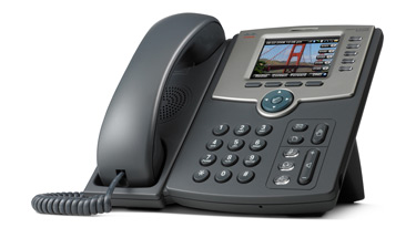 Cisco SPA525G VoIP phone