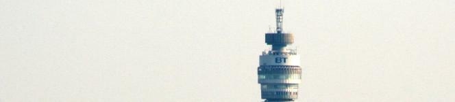 BT Tower (source Wikipedia)