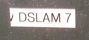 fttc cab dslam label