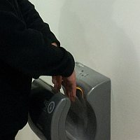 Dyson blade driers in action at the new Timico data centre