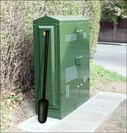 BT's new spade for digging through Tarmac and reducing the cost of civil engineering