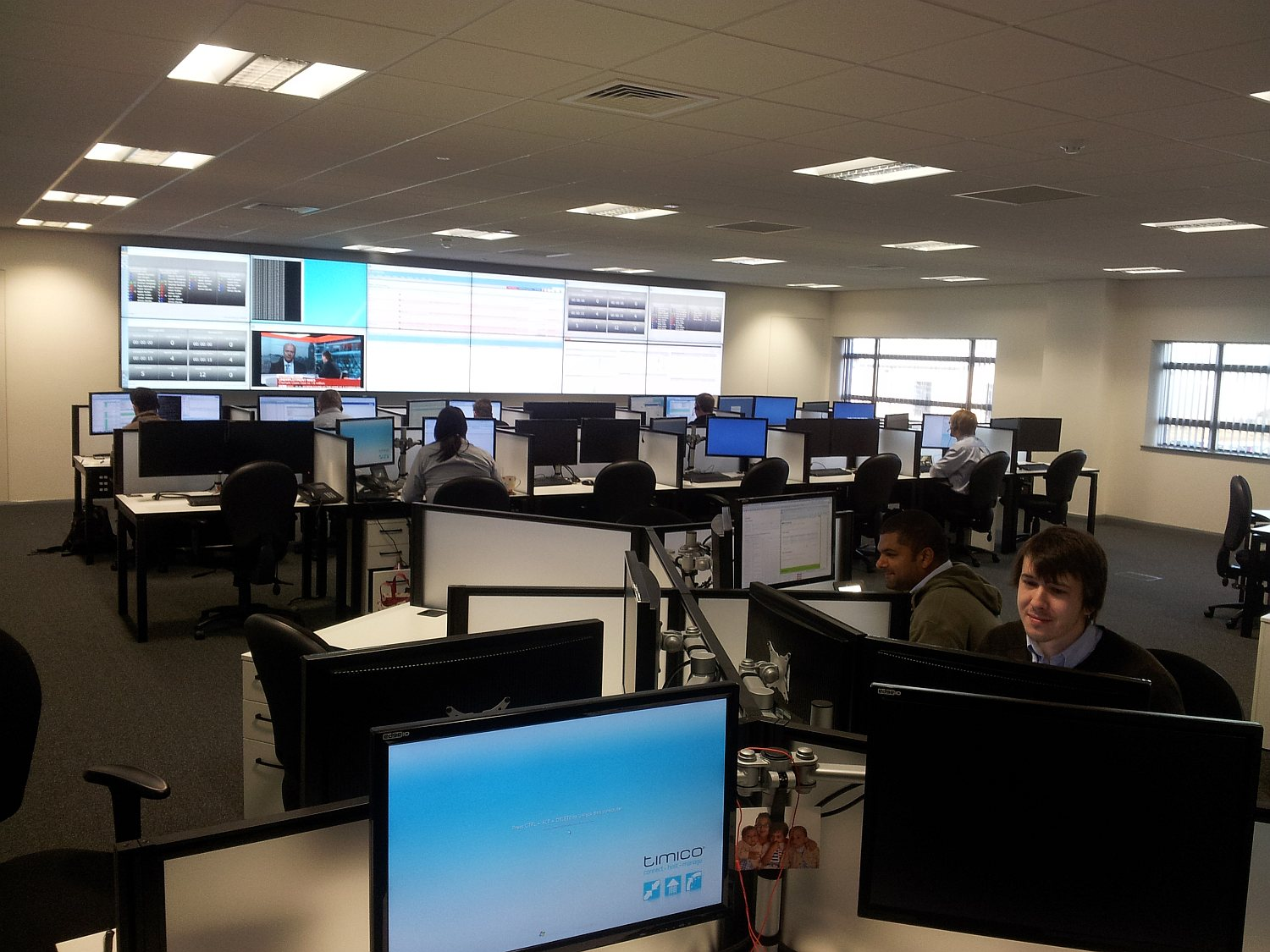 broadband Network Operations Centre