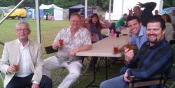 Clytha Arms cider  festival near Raglan