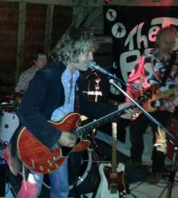 great band The Tar Babies - you should book them