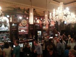 inside an English pub - for American readers