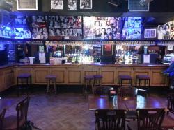 bar at Phoenix Artist Club