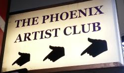welcome to the Phoenix Artist club