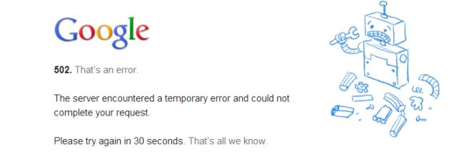 google docs is down