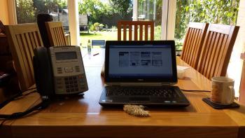 homework setup