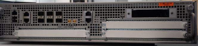 Cisco ASR1002