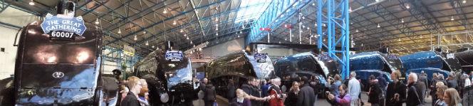 A4 locomotives