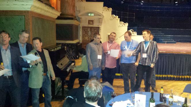 choir of IXP peers