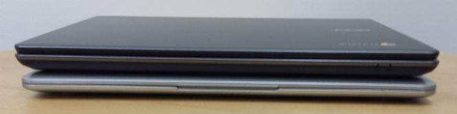 Acer Samsung Chromebook comparison
