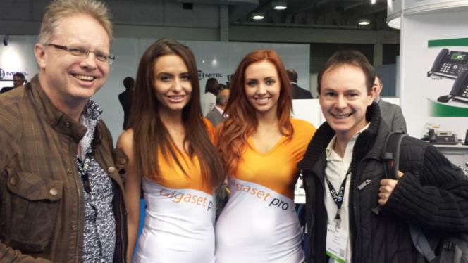 tref dan and the girls