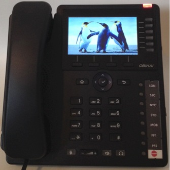 VoIP Penguins Phone