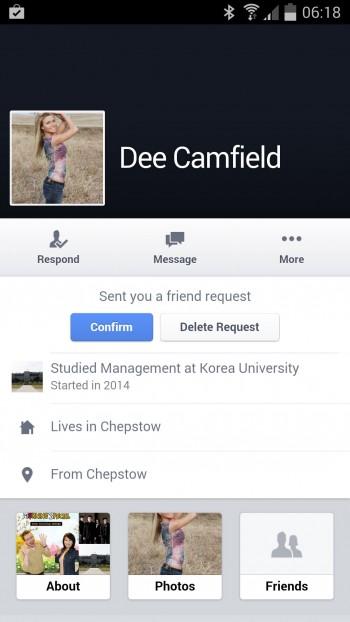 dee camfield