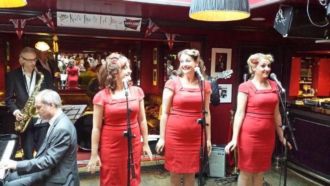 haywood sisters & band