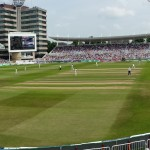 Trent Bridge cricket ground England v India