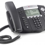 Desktop VoIP Telephone