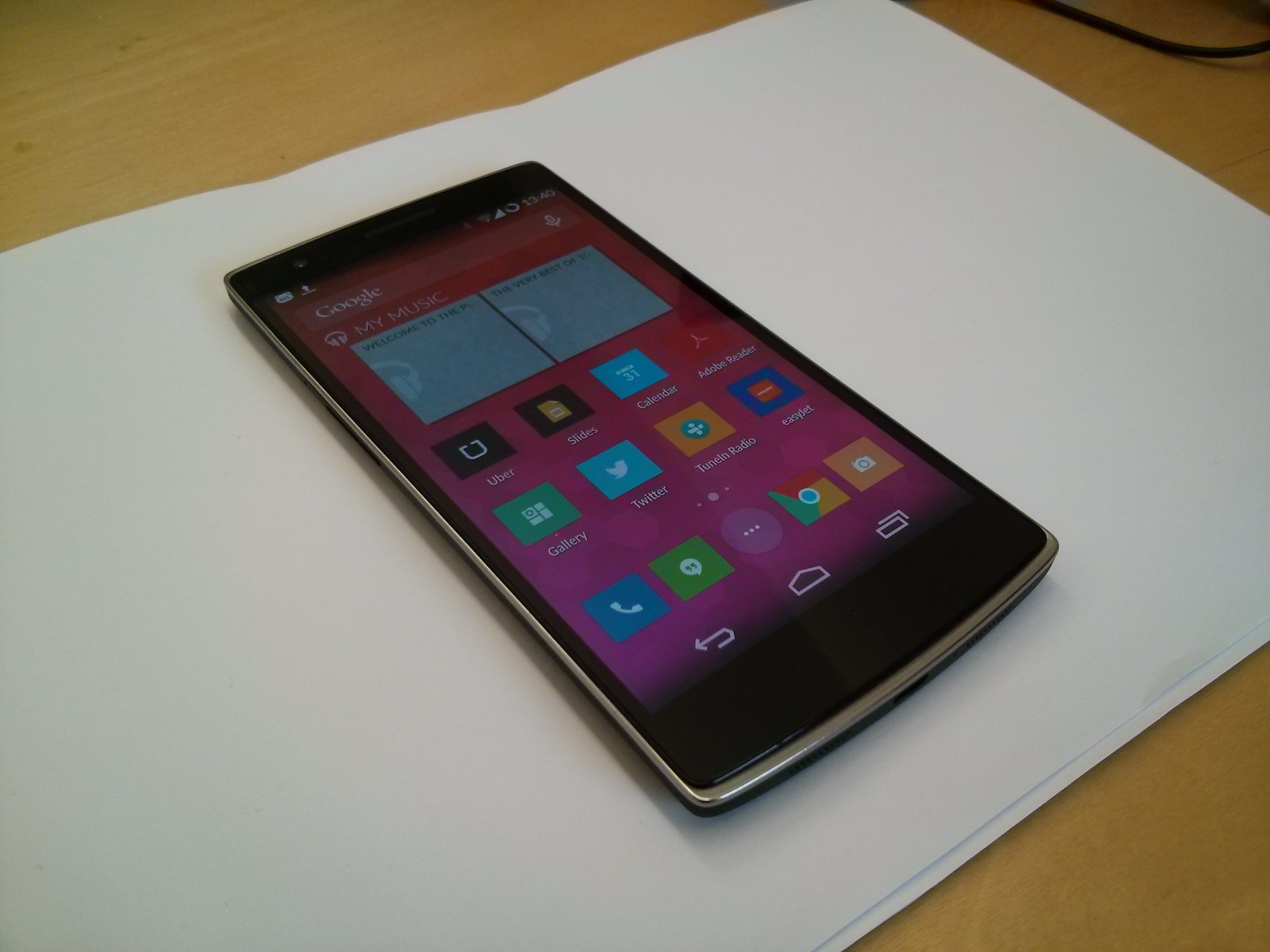 oneplus one cyanogenmod UK