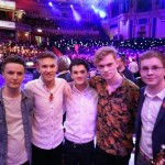 The Pylons at the Royal Albert Hall
