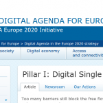 digital single market strategy