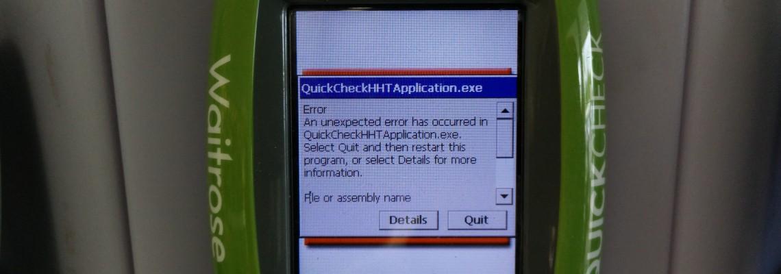 supermarket scanner software