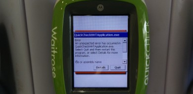 supermarket scanner software