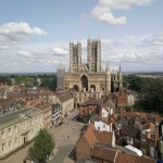 B4RL Lincoln Cathedral Lincolnshire broadband BT superfast broadband lincolnshire