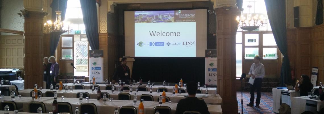 UK & Ireland Peering Forum