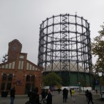 euref gas holder berlin