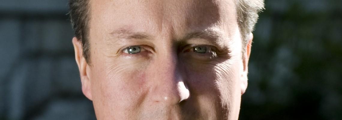 David Cameron broadband for all