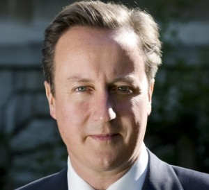 David Cameron broadband for all
