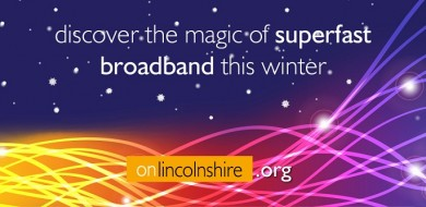 Lincolnshire Broadband Programme Update, superfast broadband speeds