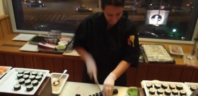 RIPE71 social sushi