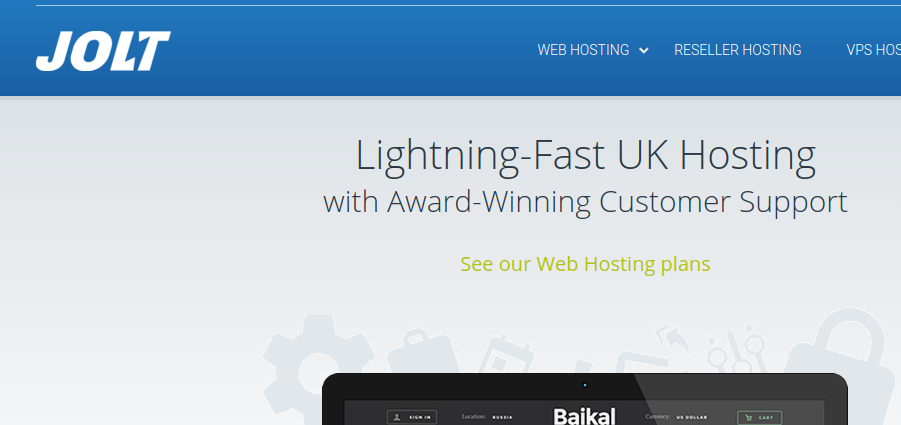 jolt web hosting