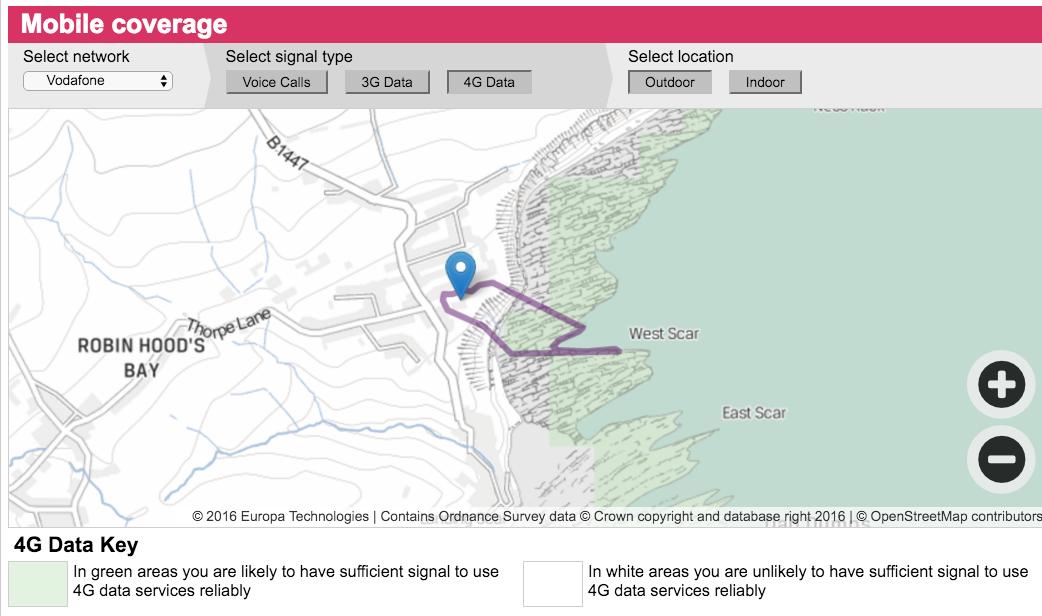 coast to coast broadband coverage