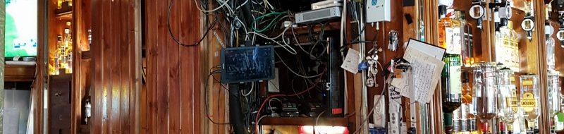 poor wiring