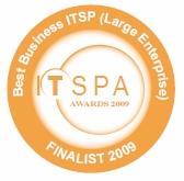 ITSPA Awards Finalist Best ITSP (Enterprise) logo
