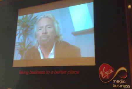 Sir Richard Branson video