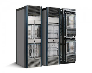 Cisco CRS-3 - world's fastest router