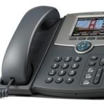 Cisco SPA525G phone