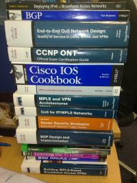 light reading for the Timico Network Operations Team