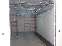 Timico Data center plant room