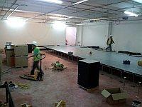 Timico data centre data hall 2 under construction