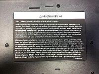 another Microsoft keyboard health warning